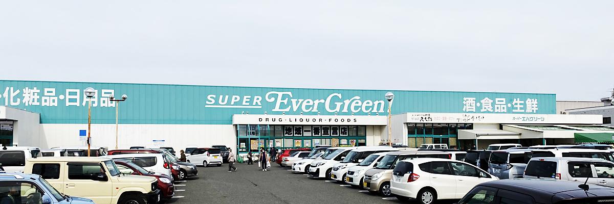 スーパーエバグリーン 宮前店
